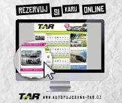 Půjčovna aut, autopůjčovna - Ústí nad Labem-osobní auta, dodávky, dodávkové auta, užitkové auta